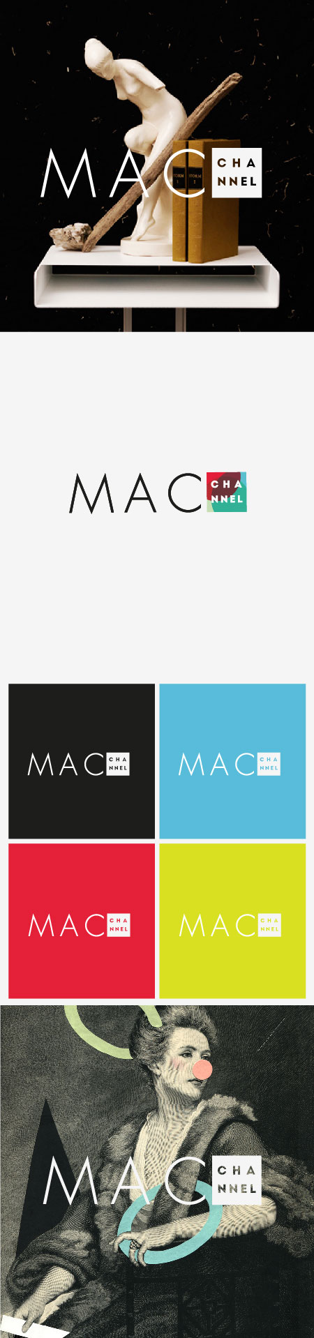 Logotipo Mac Channel