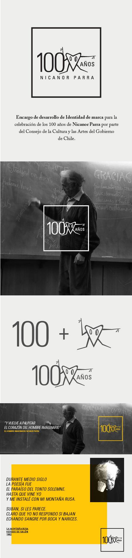 100 años parra